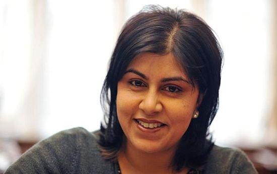 Sayeeda Warsi a été la première femmes musulmane à entrer au gouvernement britannique en 2012.