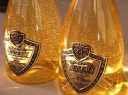 Un vin halal avec de l'or 24 carats lancé au Golfe