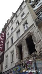 L'hôtel Voltaire