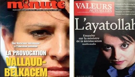 Racisme : Najat Vallaud-Belkacem, nouvelle cible de la droite décomplexée