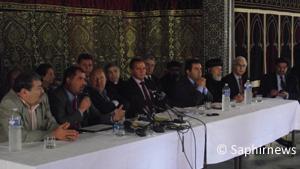 A la Grande Mosquée de Paris : « Nous sommes tous des chrétiens d'Orient »