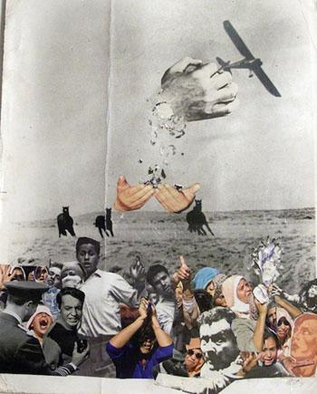 Revolution without a hero, de Simohammed Fettaka, 2011. (© Simohammed Fettaka)