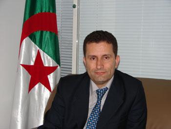 Abdelhakim Hadjou, DG de Salama Assurances Algérie.