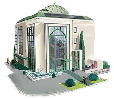 L'ancien projet de mosquée
