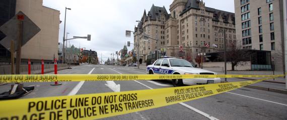 Canada : radicalisé, un converti à l'islam ouvre le feu sur le Parlement