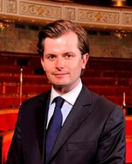 Guillaume Larrivé, député UMP et auteur d'un rapport sur la radicalisation.