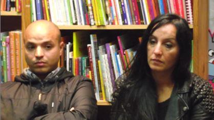 Farid El-Yamni et Amal Bentounsi
