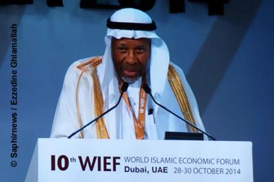 Ahmad Mohamed Ali, président de la Banque islamique de développement.