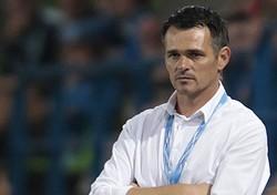 Willy Sagnol, entraîneur des Girondins de Bordeaux.