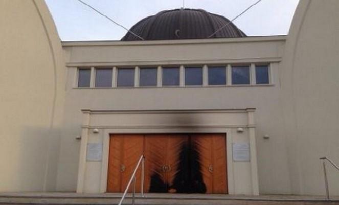 La Grande Mosquée de Strasbourg a été visée par un incendie criminel dans la nuit du samedi 8 au dimanche 9 novembre.