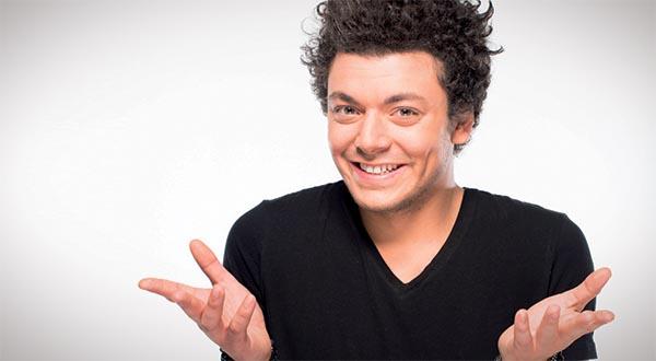 Le comédien et humoriste Kev Adams.