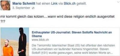 Suisse : un élu condamné pour des propos anti-islam