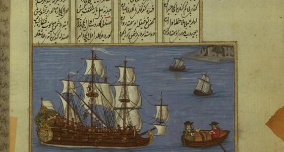 Trois siècles avant Colomb, des musulmans en quête du Nouveau Monde