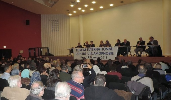Une Journée contre l'islamophobie est organisée le 13 décembre en région parisienne après une première édition réussie en 2013.