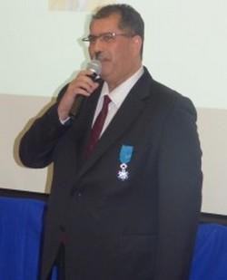Anouar Kbibech, président du RMF et vice-président du CFCM.