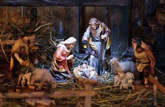 En Vendée, une crèche de Noël interdite au nom de la laïcité.