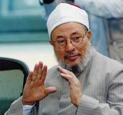 Yusuf al-Qaradaw recherché par Interpol.