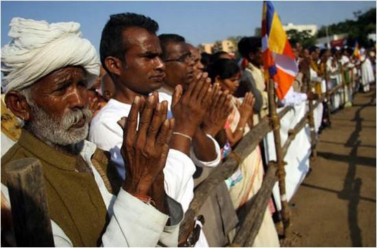 Inde : des conversions de masse à l'hindouisme prévues à Noël