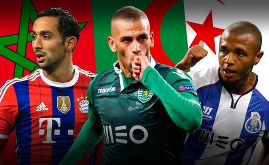 Football : qui sera sacré meilleur joueur maghrébin 2014 ?