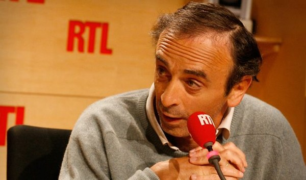 Eric Zemmour maintenu sur RTL.