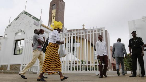 Nigéria : une église sous la protection des musulmans pendant Noël