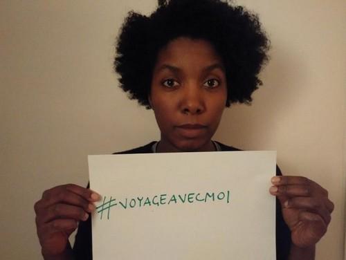 #Voyageavecmoi, une campagne contre l'islamophobie en France