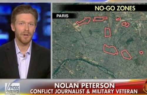 Le délire de Fox News sur les zones interdites aux non-musulmans en France