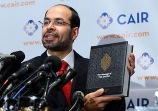 Nihad Awad, directeur exécutif du CAIR.