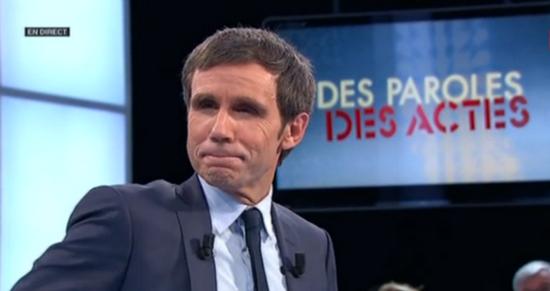 « Musulman marié à une Française » : David Pugadas poussé à s'excuser (vidéo)