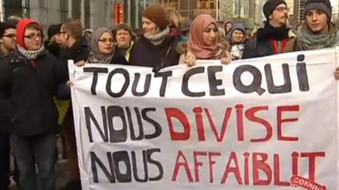 Radicalisme et citoyenneté, les musulmans de Belgique font front commun