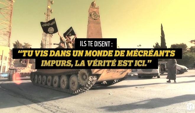 Une campagne choc du gouvernement pour contrer l'extrémisme (vidéo)