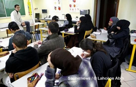 « Antisémitisme », « islamisme »… accusé par un prof, le lycée Averroès assommé