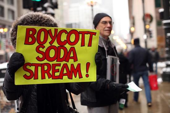 France Télévisions - Sodastream : un partenariat qui doit cesser