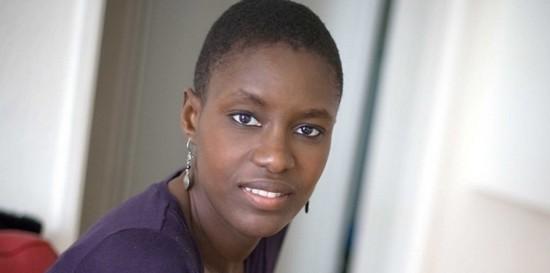 La militante antiraciste Rokhaya Diallo, déclarée persona non grata par la mairie du 20e arrondissement de Paris.