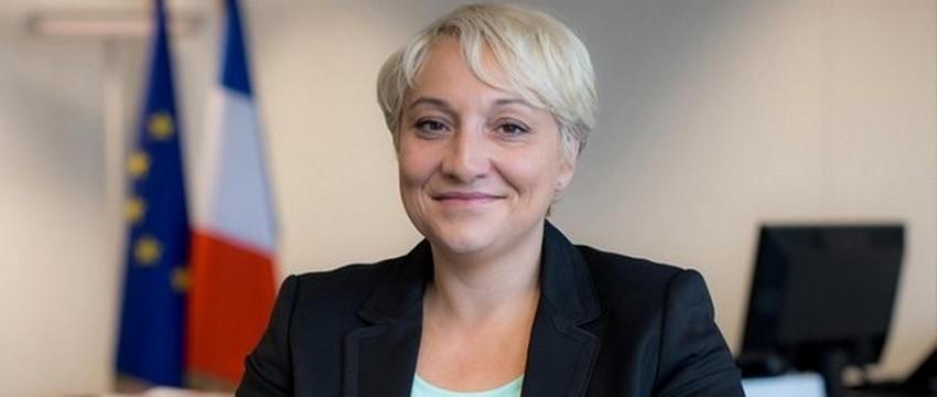 Pascale Boistard, la secrétaire d'Etat chargée du Droit des femmes, s'est prononcée contre le port du voile à l'université.