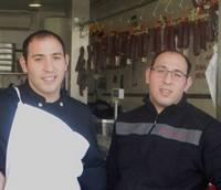 Les Jumeaux, Slim et Karim.