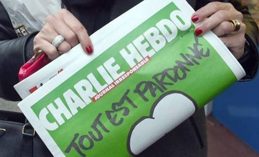 Royaume-Uni : un prix islamophobe pour Charlie Hebdo
