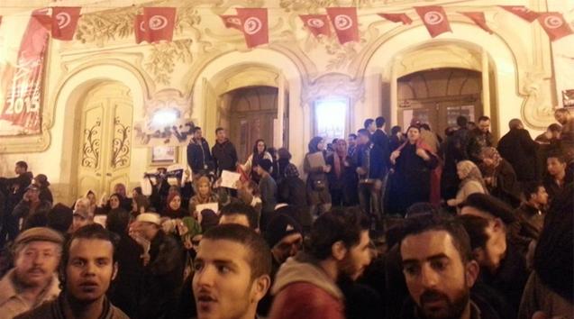 Attaque du Bardo : les Tunisiens renaissent…