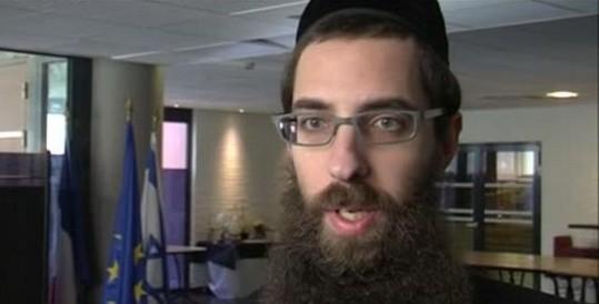 Avraham Weill, le rabbin de Toulouse, a porté plainte pour discrimination après avoir faillé été empêché de voter au premier tour des départementales le 22 mars.
