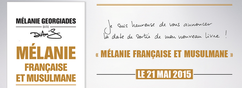 « Mélanie, Française et musulmane » : la sortie du second livre de Diam's attendue