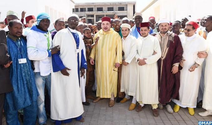 Le roi Mohamed VI inaugure l'Institut de formation des imams le 27 mars.