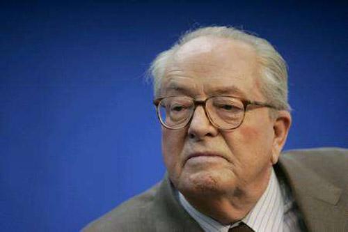 Pour Le Pen père, l'impératif de « sauver le monde blanc » des immigrés