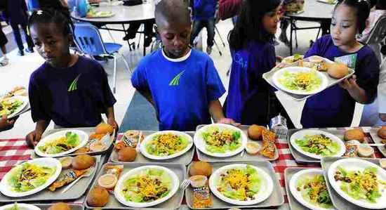 Pour l'égalité dans l'assiette, des repas végétariens pour tous !
