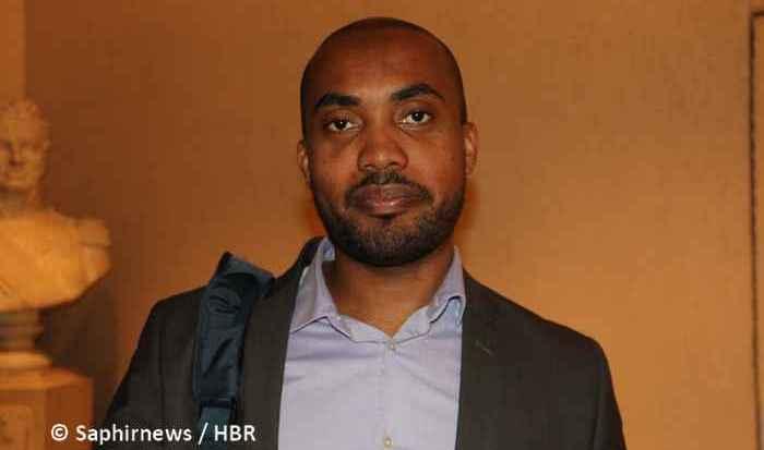 Mohamed Bajrafil, imam de la mosquée d'Ivry-sur-Seine et membre fondateur de la Fondation Al Kawakibi.