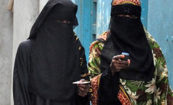 Le niqab interdit dans les rues du Congo