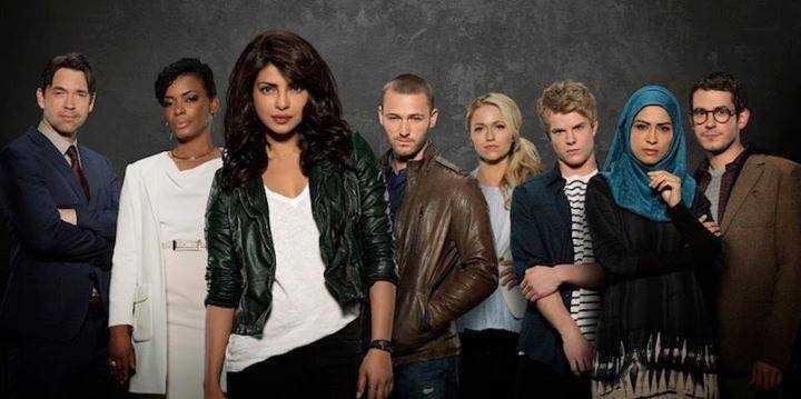 Quantico, une nouvelle série américaine sur ABC qui compte dans ses rangs une actrice voilée parmi d'autres