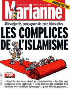 « Complices de l'islamisme » : Marianne porte plainte
