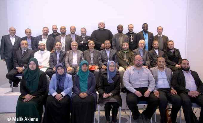 Le Conseil théologique musulman de France (CTMF) a été lancé lundi 25 mai. Une trentaine de membres au bureau exécutif et au conseil d'administratif compose cette nouvelle instance. © Malik Akiana