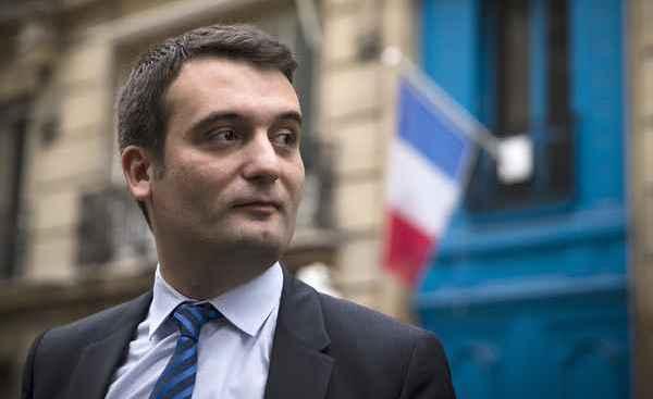 Qatar vs Front national : une plainte déposée contre Florian Philippot