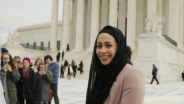 Samantha Elauf a remporté son procès contre Abercrombie & Fitch pour discrimination religieuse lundi 1er juin.